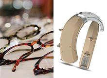 眼鏡・ジュエリー・補聴器の販売・修理・リペアも承ります